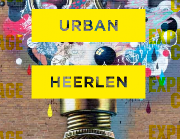 HEERLEN MURALS RECEIVED EUROPEAN RECOGNITION